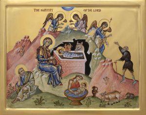 Nativity - Aidan Hart