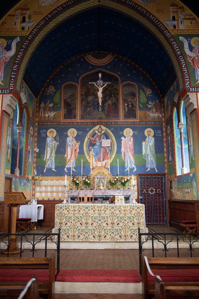 St Francis Church Icons