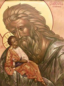 St Simeon The God Bearer